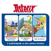 Cover-Bild zu Goscinny, René: Asterix - Hörspielbox, Vol. 2 (Audio Download)