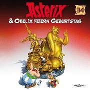 Cover-Bild zu Goscinny, René: 34: Asterix & Obelix feiern Geburtstag (Audio Download)