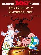 Cover-Bild zu Uderzo, Albert: Asterix - Das Geheimnis des Zaubertranks (eBook)