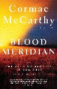 Cover-Bild zu McCarthy, Cormac: Blood Meridian