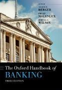 Cover-Bild zu Berger, Allen N. (Hrsg.): The Oxford Handbook of Banking (eBook)