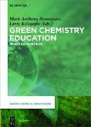 Cover-Bild zu Berger, Michael (Beitr.): Green Chemistry Education (eBook)
