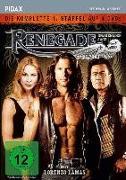 Cover-Bild zu Lorenzo Lamas (Schausp.): Renegade - Gnadenlose Jagd - Staffel 1