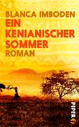 Cover-Bild zu Imboden, Blanca: Ein kenianischer Sommer (eBook)