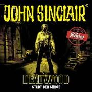 Cover-Bild zu Dark, Jason: John Sinclair - Deadwood