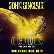 Cover-Bild zu Hohlbein, Wolfgang: John Sinclair - Oculus