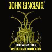 Cover-Bild zu Hohlbein, Wolfgang: John Sinclair, Sonderedition 8: Oculus - Im Auge des Sturms (Audio Download)