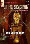 Cover-Bild zu Dark, Jason: John Sinclair Sonder-Edition 146 - Horror-Serie (eBook)