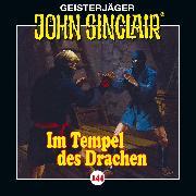 Cover-Bild zu Dark, Jason: John Sinclair, Folge 144: Im Tempel des Drachen (Audio Download)