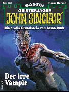 Cover-Bild zu Dark, Jason: John Sinclair 2225 - Horror-Serie (eBook)