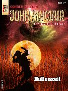 Cover-Bild zu Dark, Jason: John Sinclair Sonder-Edition 150 - Horror-Serie (eBook)