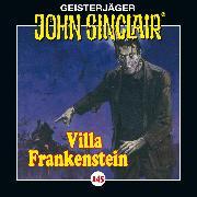 Cover-Bild zu Dark, Jason: John Sinclair, Folge 145: Villa Frankenstein (Ungekürzt) (Audio Download)