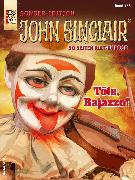 Cover-Bild zu Dark, Jason: John Sinclair Sonder-Edition 156 - Horror-Serie (eBook)
