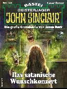 Cover-Bild zu Dark, Jason: John Sinclair 2239 - Horror-Serie (eBook)