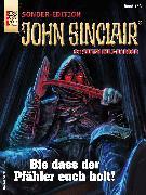 Cover-Bild zu Dark, Jason: John Sinclair Sonder-Edition 158 - Horror-Serie (eBook)