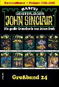 Cover-Bild zu Dark, Jason: John Sinclair Großband 24 - Horror-Serie (eBook)