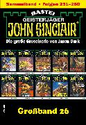 Cover-Bild zu Dark, Jason: John Sinclair Großband 26 (eBook)