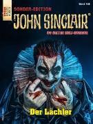 Cover-Bild zu Dark, Jason: John Sinclair Sonder-Edition 168 (eBook)