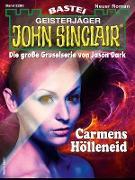 Cover-Bild zu Dark, Jason: John Sinclair 2260 (eBook)