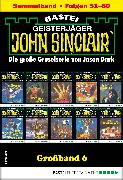 Cover-Bild zu Dark, Jason: John Sinclair Großband 6 - Horror-Serie (eBook)