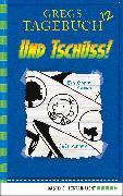 Cover-Bild zu Kinney, Jeff: Gregs Tagebuch 12 - Und tschüss! (eBook)