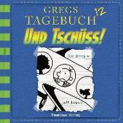 Cover-Bild zu Kinney, Jeff: Gregs Tagebuch 12 - Und tschüss!