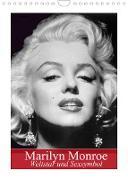Cover-Bild zu Stanzer, Elisabeth: Marilyn Monroe. Weltstar und Sexsymbol (Wandkalender 2022 DIN A4 hoch)