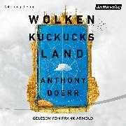 Cover-Bild zu Doerr, Anthony: Wolkenkuckucksland (Audio Download)