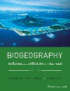 Cover-Bild zu Cox, C. Barry: Biogeography (eBook)