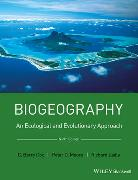 Cover-Bild zu Cox, C. Barry: Biogeography