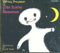 Cover-Bild zu Vock, Erich: Das kleine Gespenst