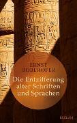 Cover-Bild zu Doblhofer, Ernst: Die Entzifferung alter Schriften und Sprachen