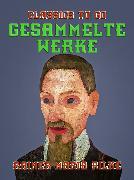 Cover-Bild zu Rilke, Rainer Maria: Gesammelte Werke (eBook)