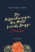Cover-Bild zu Rilke, Rainer Maria: Die Aufzeichnungen des Malte Laurids Brigge (eBook)