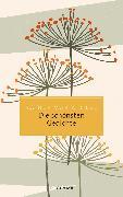 Cover-Bild zu Rilke, Rainer Maria: Die schönsten Gedichte (eBook)