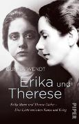 Cover-Bild zu Wendt, Gunna: Erika und Therese