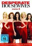 Cover-Bild zu Grossman, David (Reg.): Desperate Housewives - 5. Staffel