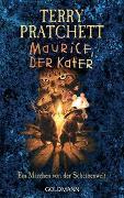 Cover-Bild zu Pratchett, Terry: Maurice, der Kater