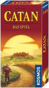 Cover-Bild zu Teuber, Klaus: Catan - Das Spiel - Ergänzung 5 und 6 Spieler
