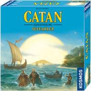 Cover-Bild zu Teuber, Klaus: Catan - Erweiterung Seefahrer