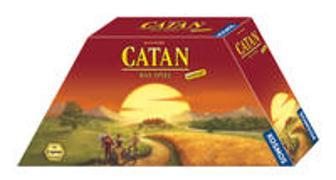 Cover-Bild zu Teuber, Klaus: Catan - Das Spiel kompakt