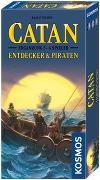 Cover-Bild zu Teuber, Klaus: Catan - Entdecker & Piraten - Ergänzung