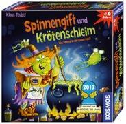 Cover-Bild zu Teuber, Klaus: Spinnengift und Krötenschleim