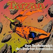Cover-Bild zu Burroughs, Edgar Rice: Tarzan, Folge 8: Das Teufelsreich des Doktor Amanada (Audio Download)