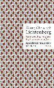 Cover-Bild zu Lichtenberg, Georg Christoph: Wenn ein Buch und ein Kopf zusammenstoßen (eBook)