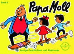 Cover-Bild zu Oppenheim, Rachela + Roy: Papa Moll Band 5, gelb