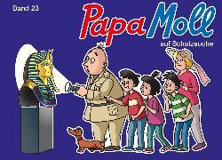 Cover-Bild zu Meier, Rolf: Papa Moll auf Schatzsuche (eBook)