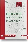 Cover-Bild zu Service als Prinzip von Beims, Martin
