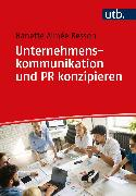 Cover-Bild zu Unternehmenskommunikation und PR konzipieren (eBook) von Besson, Nanette