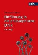 Cover-Bild zu Einführung in die philosophische Ethik (eBook) von Hübner, Dietmar